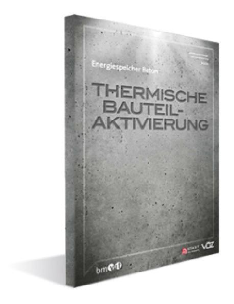 thermische bauteilaktivierung planungsleitfaden