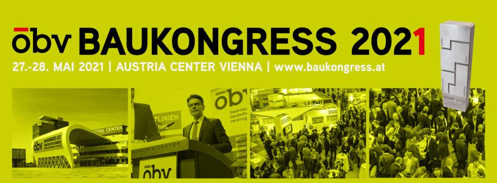 ÖBV: Baukongress 2021