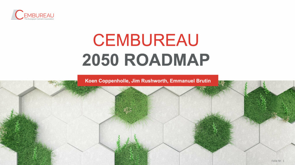 baustoffbeton cembureau roadmap 2050 juli 2020